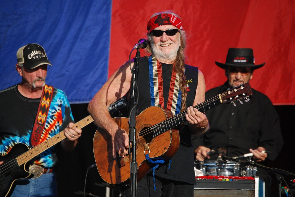 Willie Nelson's 4th of July Family Picnic - Houston, Texas