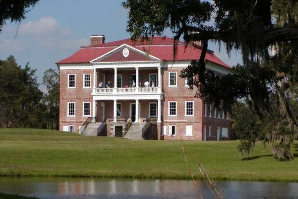 Historic Plantation Homes In South Carolina | Flisol Home