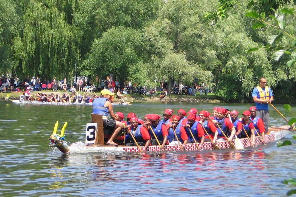 International Dragon Boat Festival - Montreal, Canada