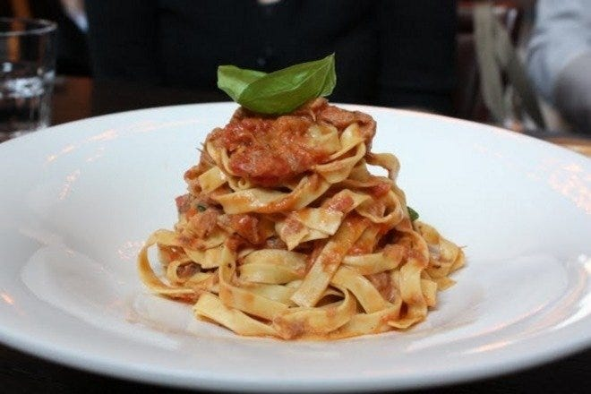 Italian in Toronto