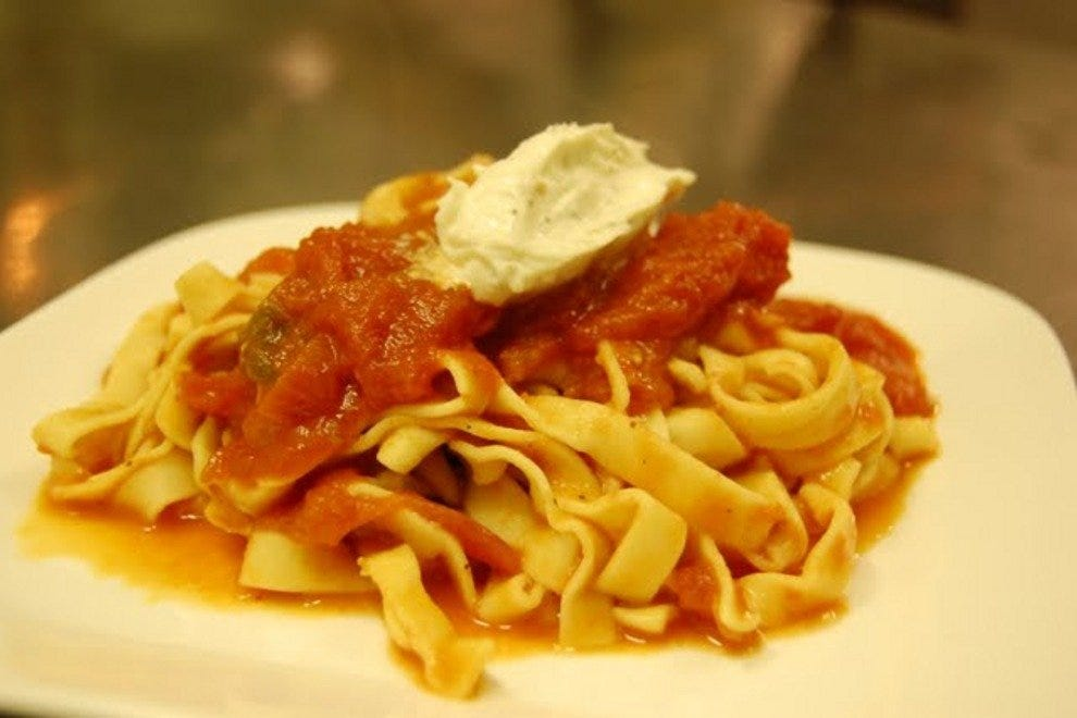Toronto wine bars 10best wines bar reviews for Q kitchen pasta buffet