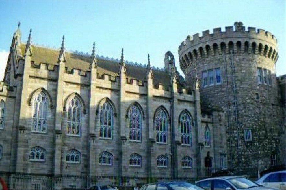 Дублинский замок Достопремечательности Дублина Достопремечательности Дублина p dc1 54 990x660 201406011053