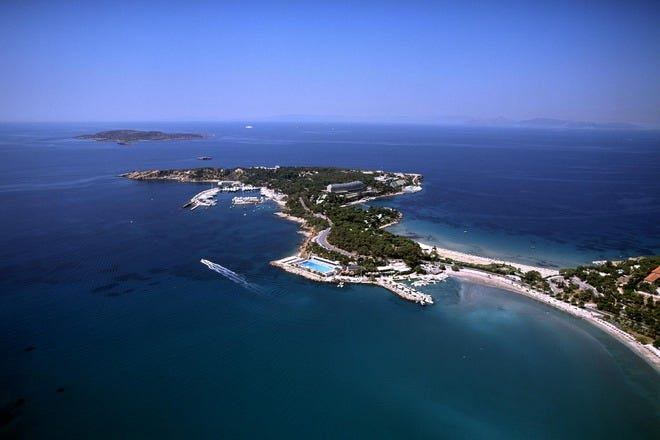 Luxury Hotels in Athens