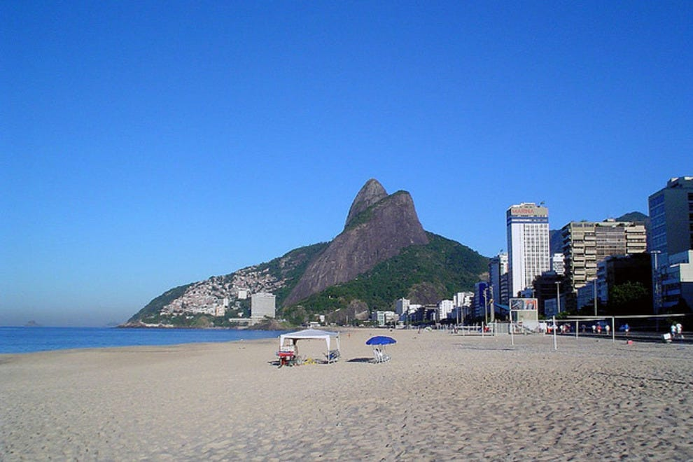 Best Restaurants Copacabana Rio De Janeiro