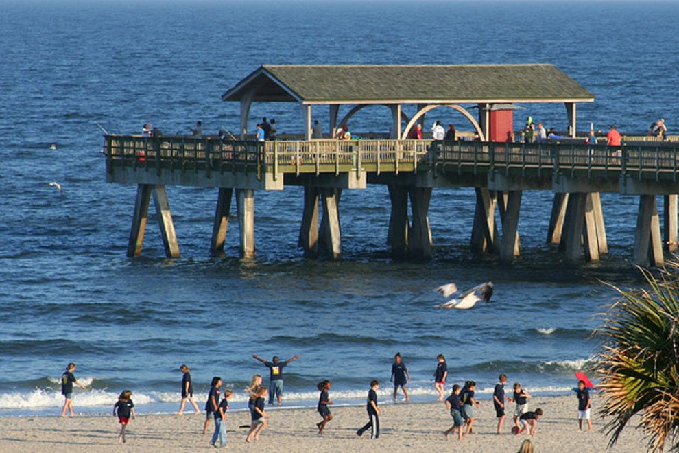 Best Place To Stay On Tybee Island