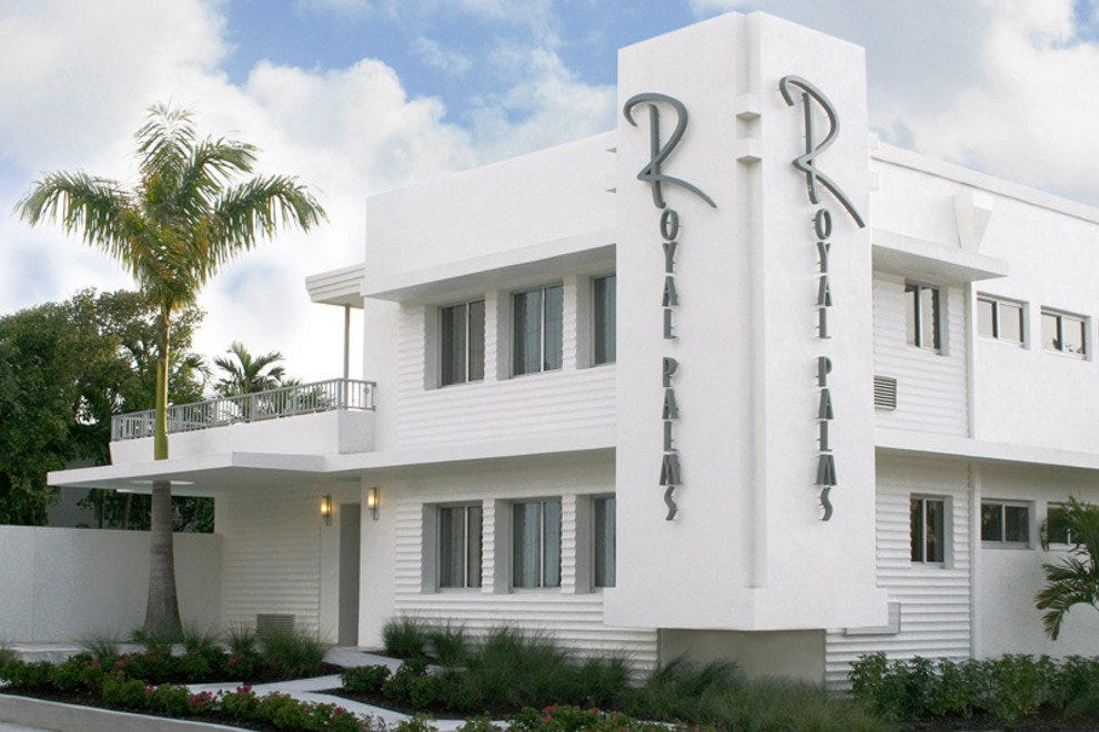 The Recently Renovated Royal Palms Resort and Spa
