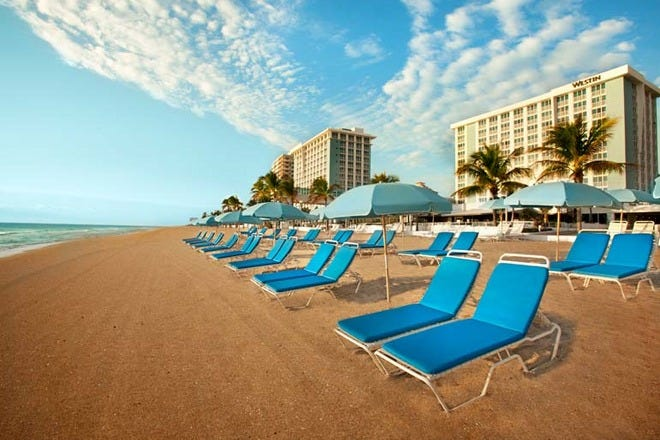 Beach Hotels in Fort Lauderdale