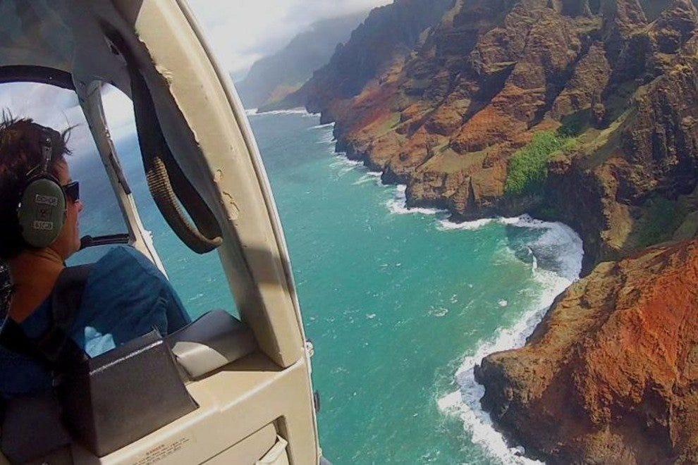 Jack Harter Helicopters Shorter Tour