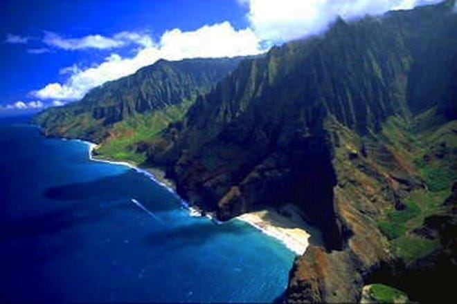 Helicopter Rides in Kauai