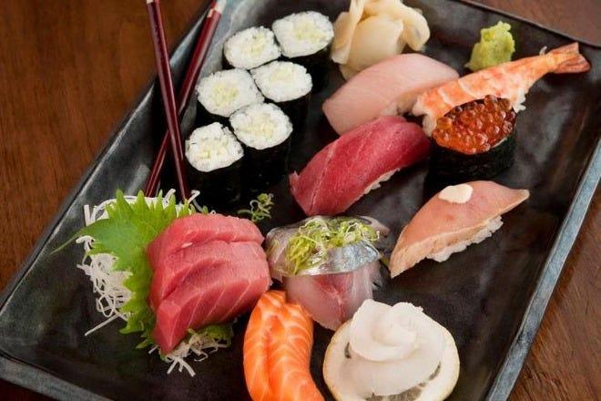 Restaurant Slideshow Sushi In Las Vegas