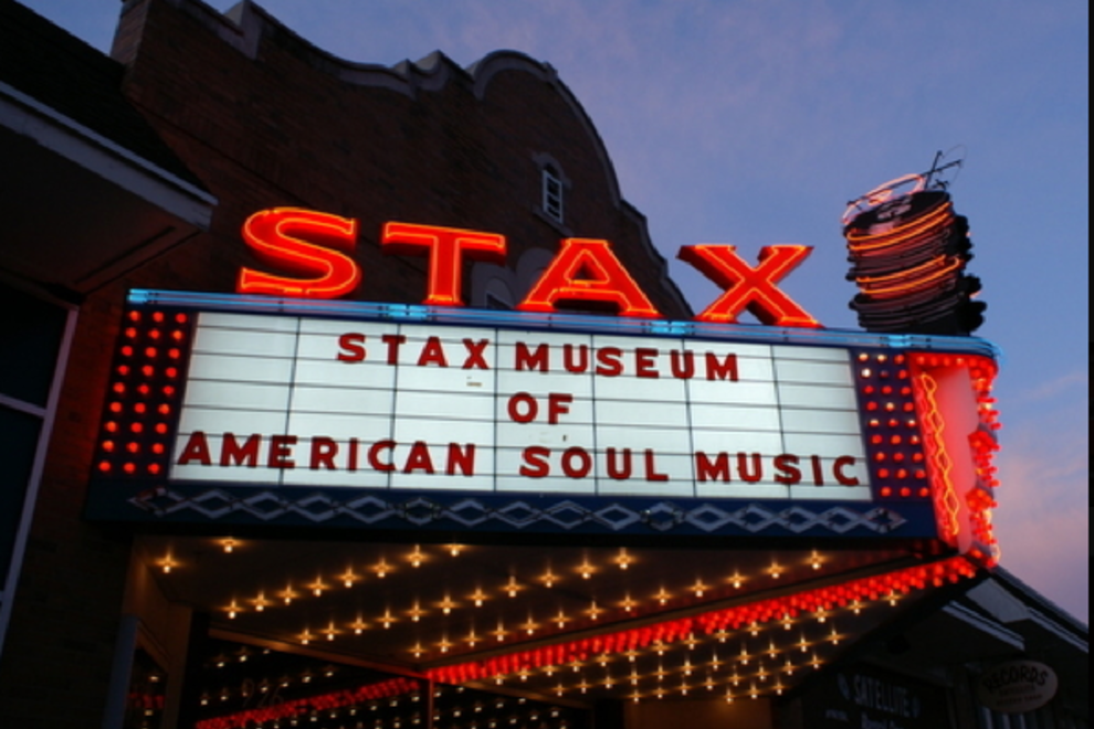 Stax recording artists include Isaac Hayes, Booker T. Jones of Booker T. and the MGs, Aretha Franklin, and Memphis Slim.