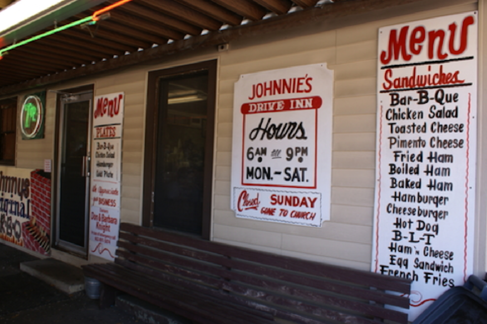 Johnnie's Drive In, Tupelo