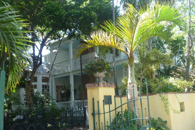 The Gardens Hotel Key West Hotels Review 10best Experts And