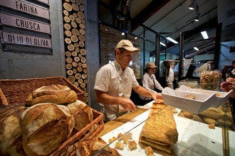 Eataly Opens in Rome's Ostiense Neighborhood