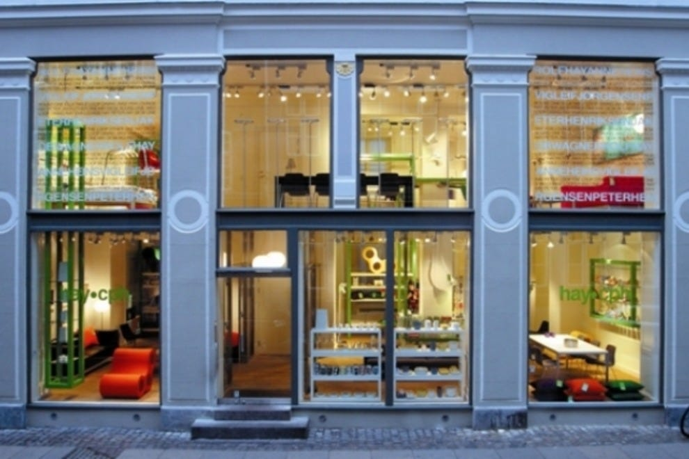 Best Shoe Shopping In Copenhagen
