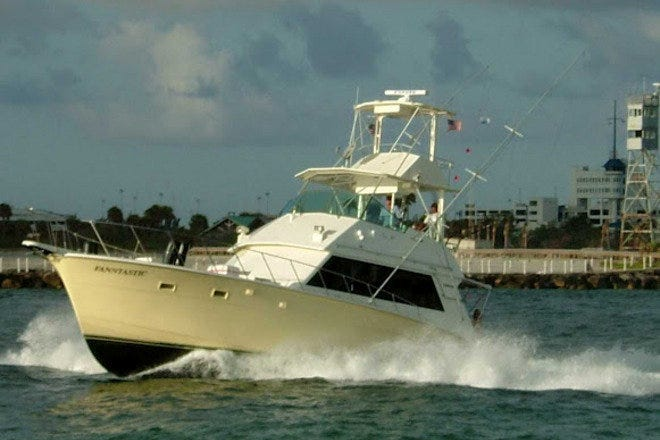 Fishing Charters in Fort Lauderdale