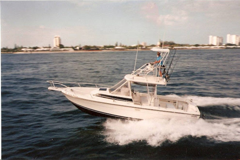Lady helen charters fort lauderdale attractions review for Best places to fish in florida without a boat
