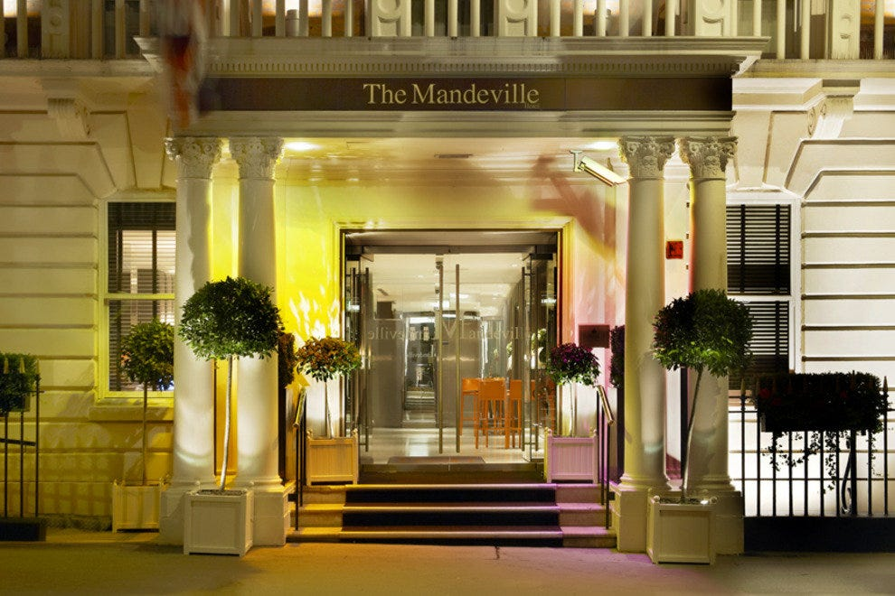Top London hotels often cater especially to children and families