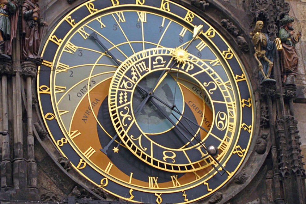 astronomy clock - photo #13