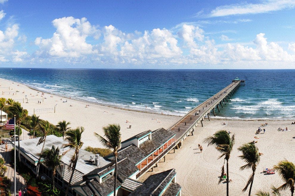 Fort Lauderdale, Deerfield Beach