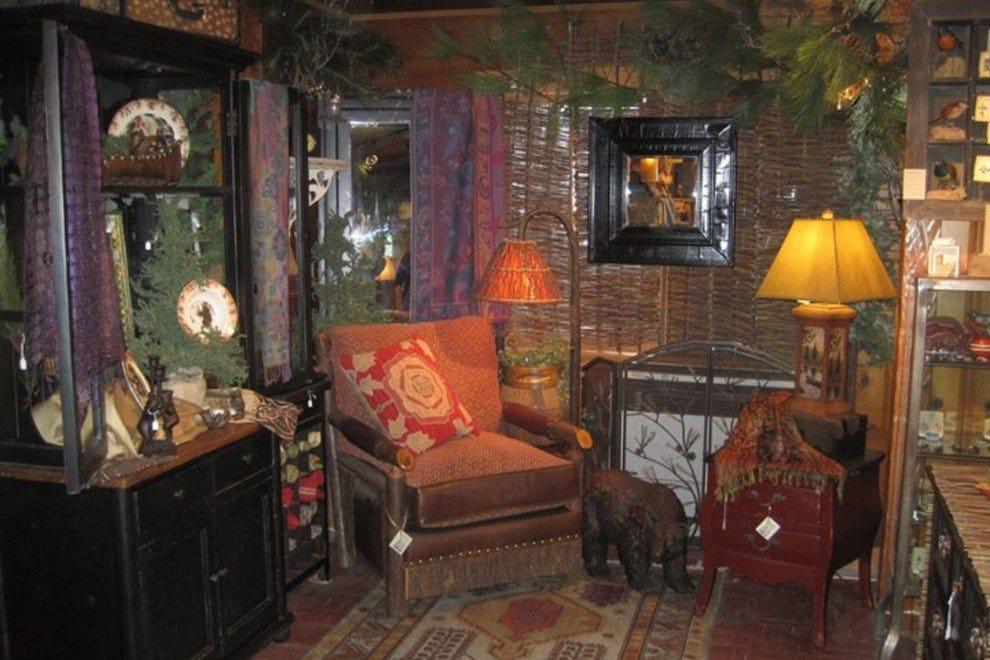 阿斯彭山谷卖的是安逸,小屋装饰