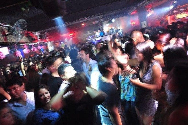 Dance Clubs in Lima