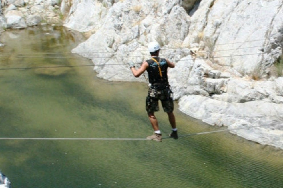 Cabo Adventures Canyon Canopy Tour