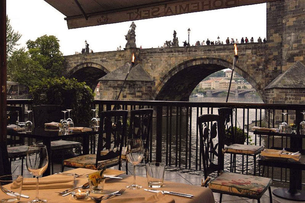 Best Of Prague Restaurants