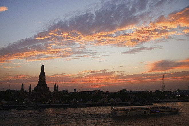 Romantic Things to Do in Bangkok