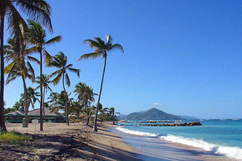Visit Nevis for Unmatched Tropical Luxury