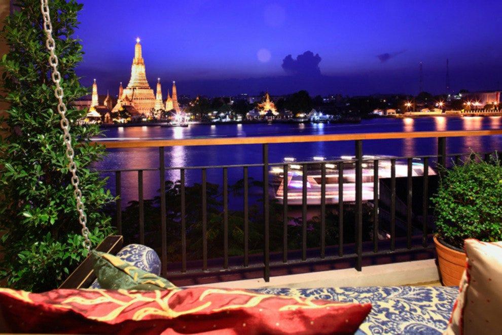 Sala Arun balcony view