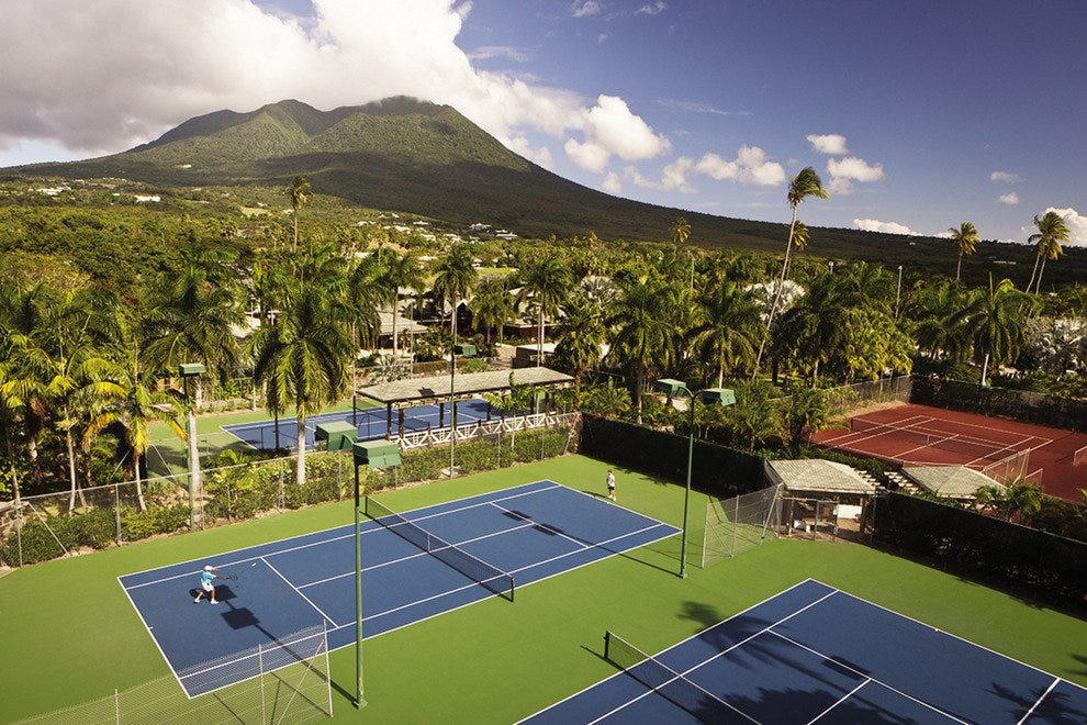 A Leisurely but Active Nevis Getaway
