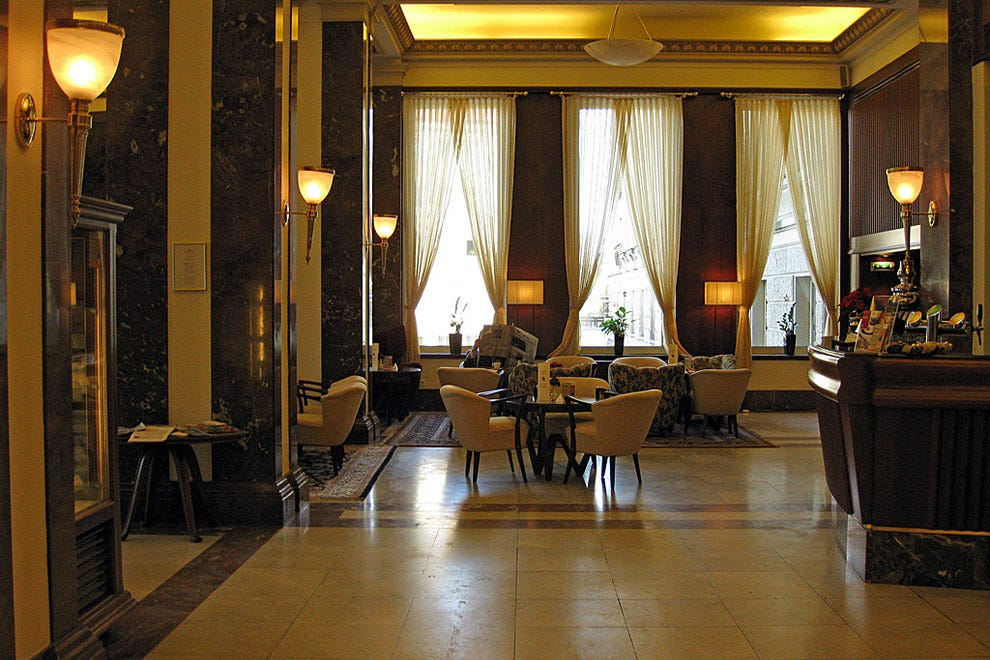 Crowne Plaza Hotel Prague