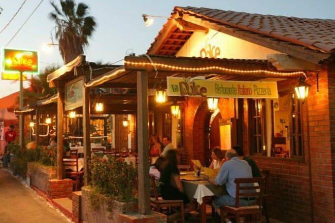 Restaurant Slideshow Italian In Cabo San Lucas
