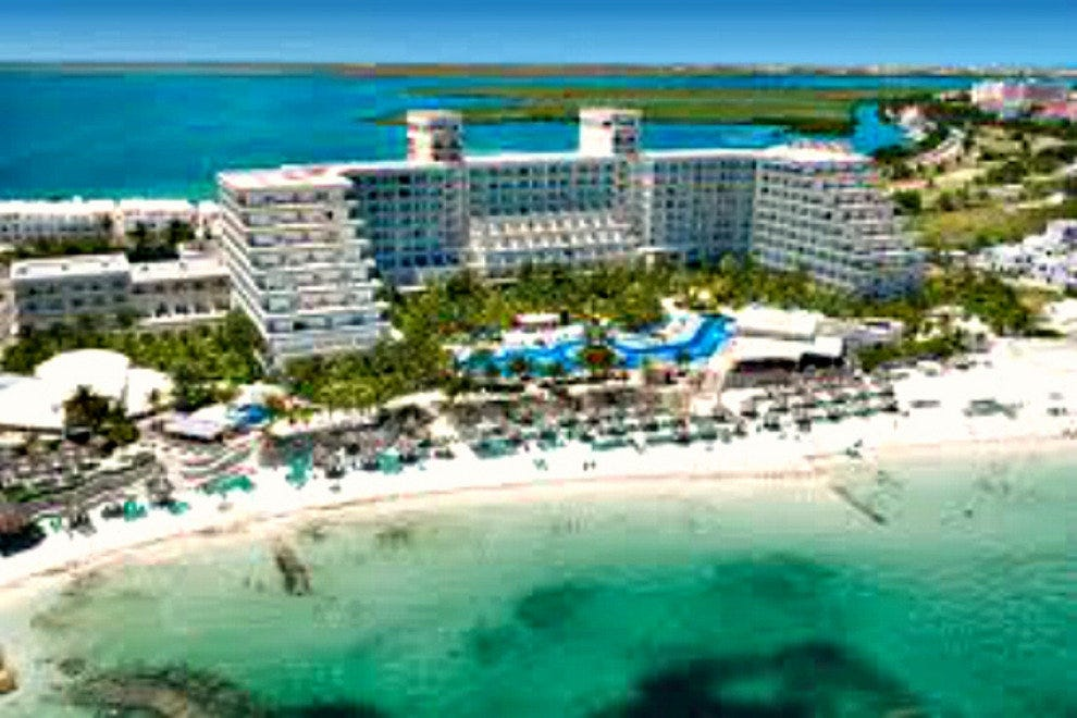 Hotel Riu Caribe, in Cancun, is open, following a multi-million dollar renovation.