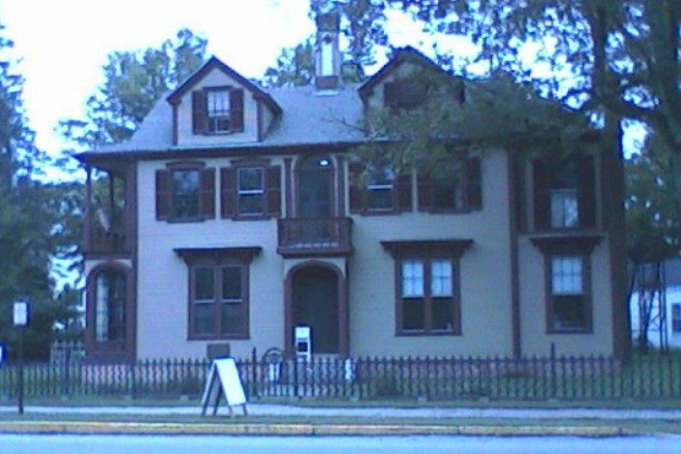The Joshua Chamberlain House