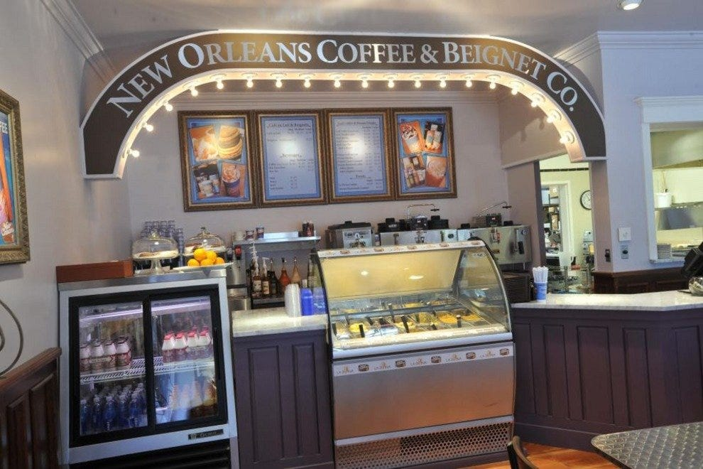 New Orleans Coffee & Beignet Co