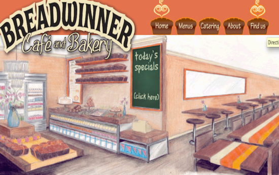 Breadwinner Cafe And Bakery Sandy Springs Ga
