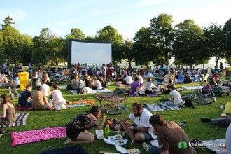 Outdoor Movies Are Taking Over Vancouver Parks This Summer