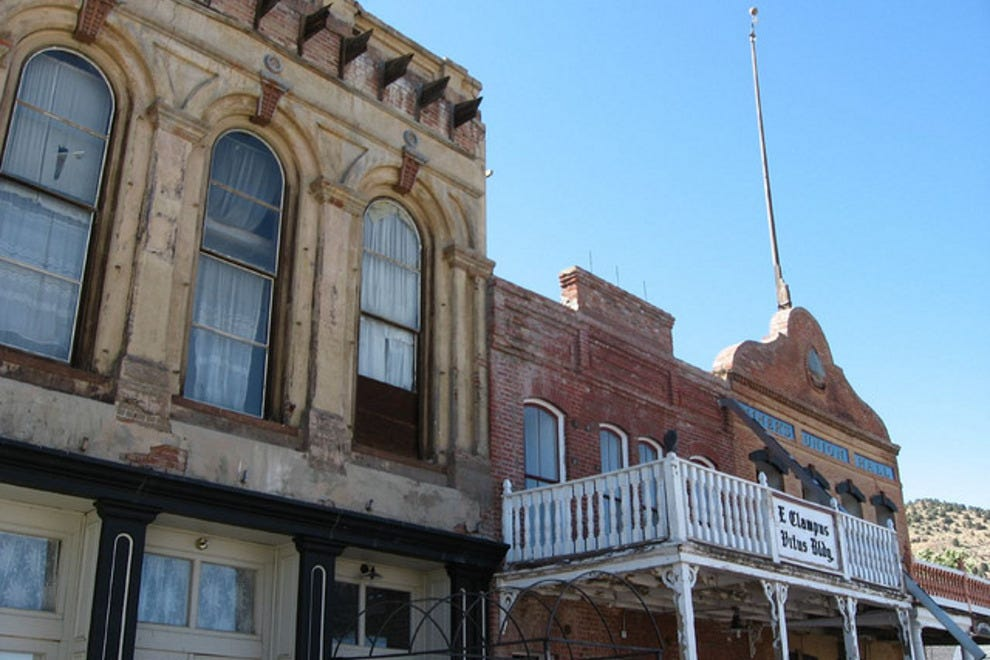 About Virginia City