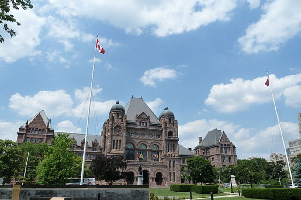 Ontario Parliament Toronto Attractions Review 10best Experts And Tourist Reviews