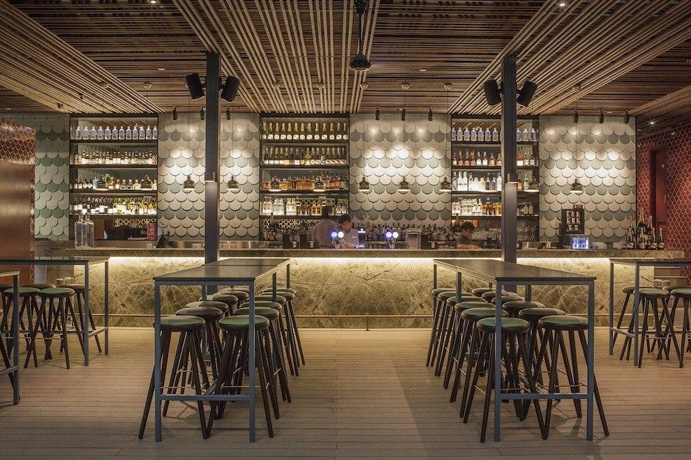 Plaza Frontenac Restaurants Food Court