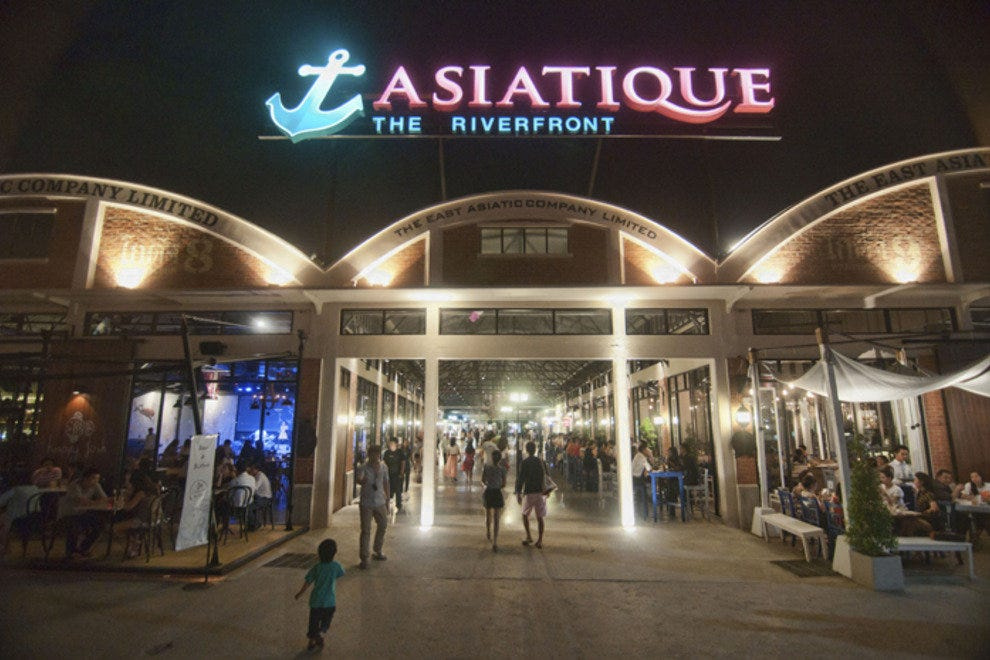 Asiatique Night Bazaar
