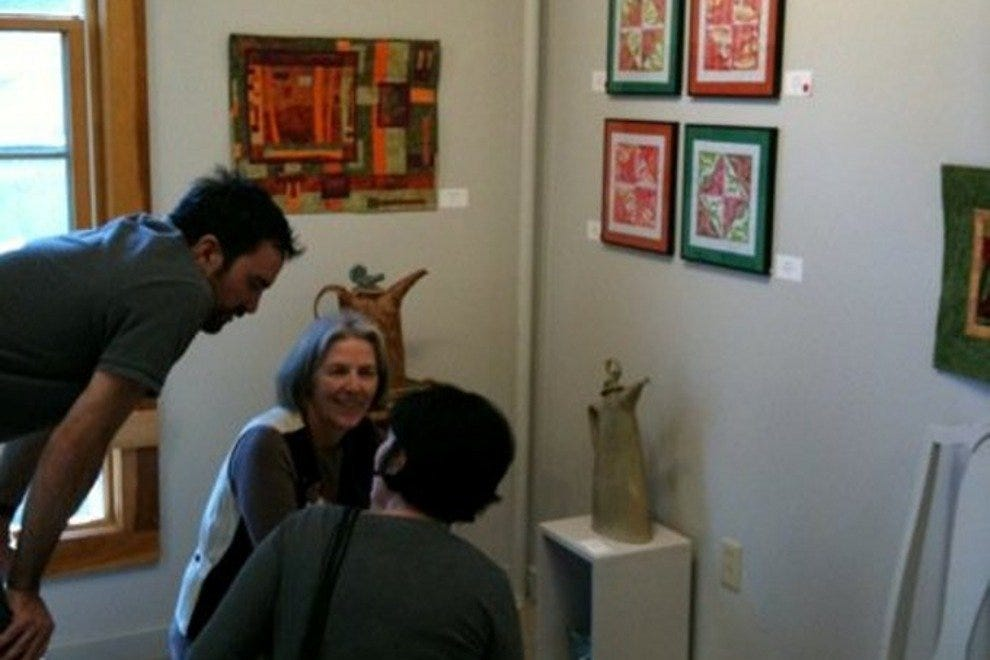 A recent show at the Kittery Art Association