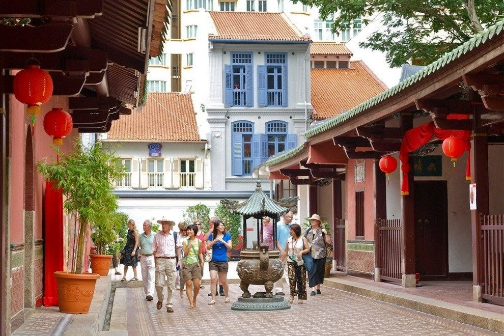 Original Singapore Walks