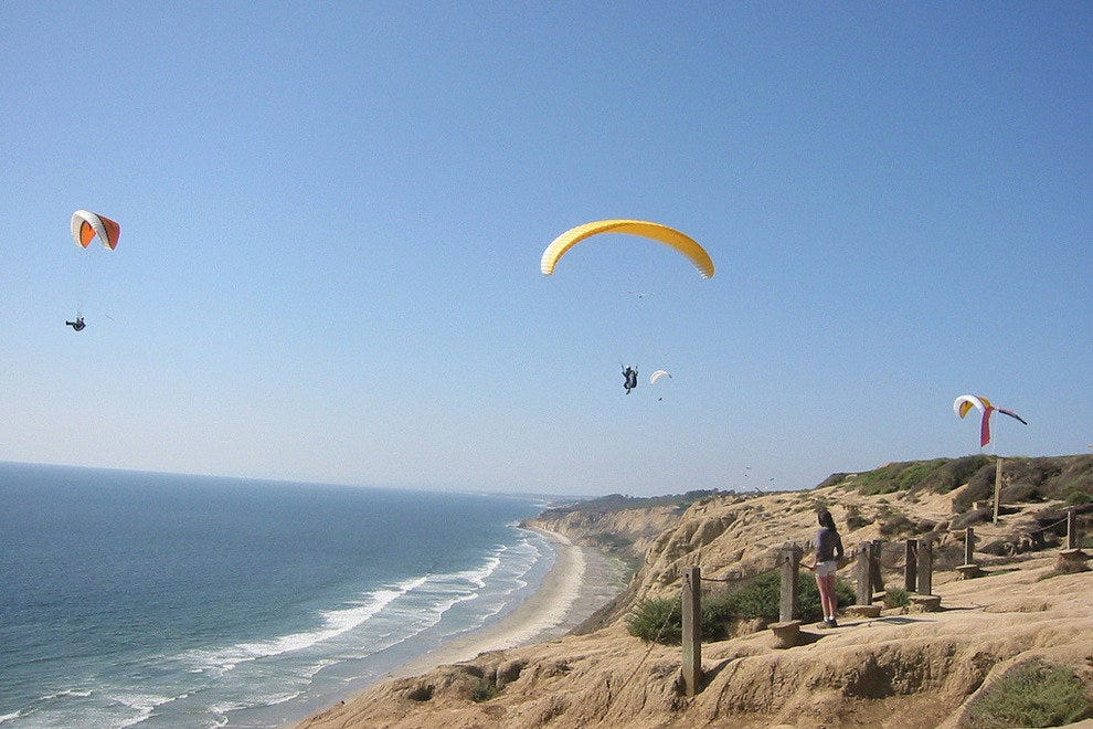 Torrey Pines Gliderport San Diego Attractions Review 10best Experts And Tourist Reviews