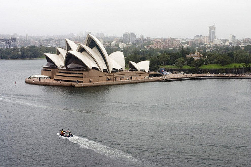 There's more to Sydney than the Opera House in the Harbor