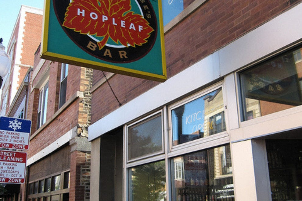 Front of Hopleaf