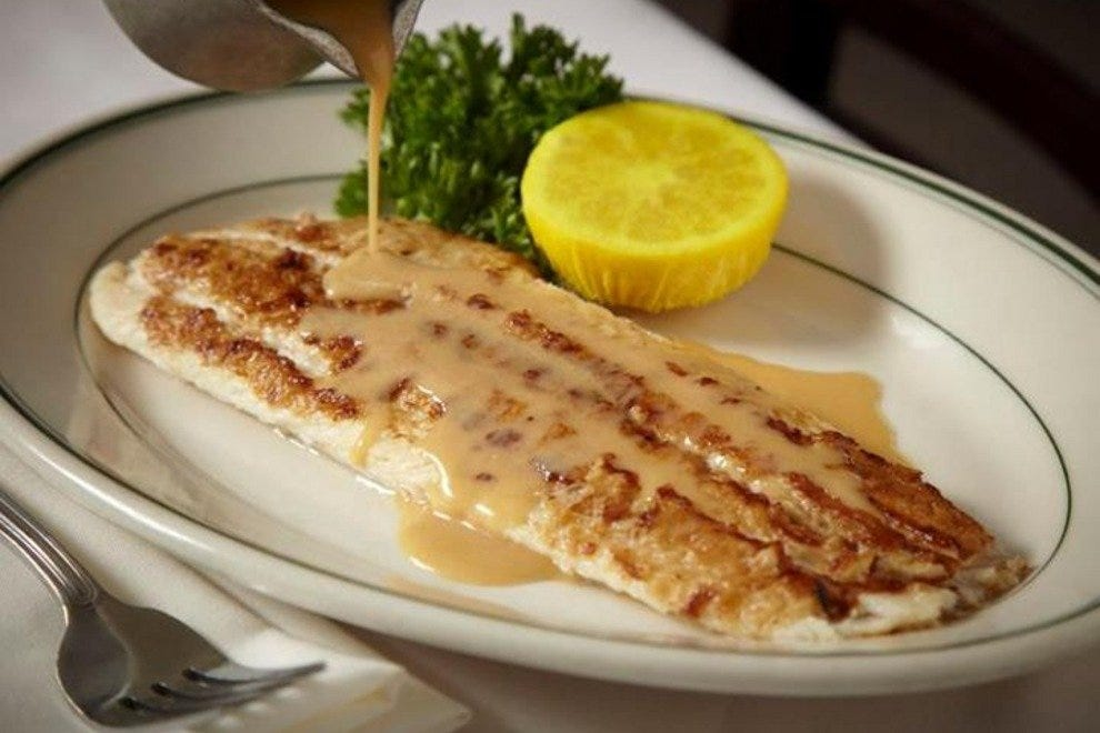 Best Steak And Seafood Restaurant In New Orleans