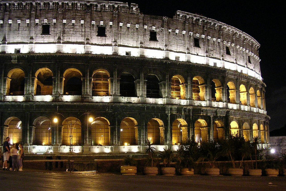 The Colosseum's Massive Makeover Sponsored by Tod's Begins This Winter
